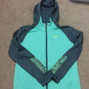 Girls Nike sweatshirt